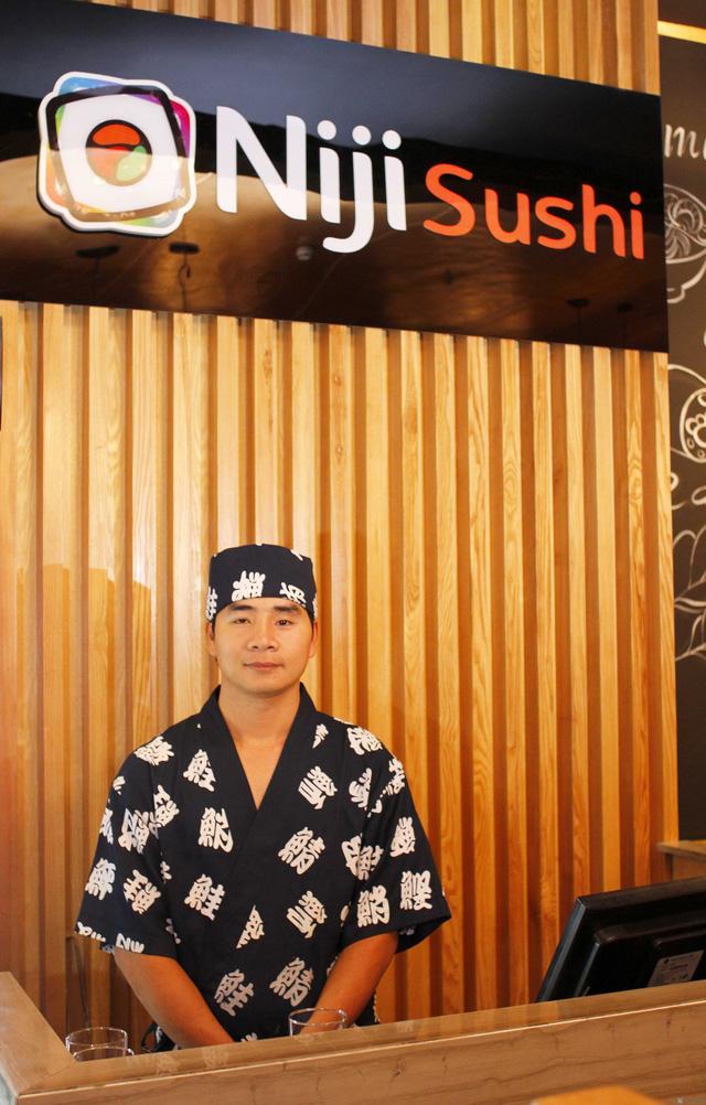 Buffet thỏa thích tại Niji sushi - 3