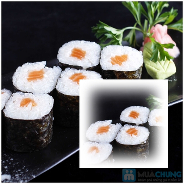 Buffet thỏa thích tại Niji sushi - 10