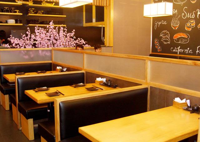 Buffet thỏa thích tại Niji sushi - 19
