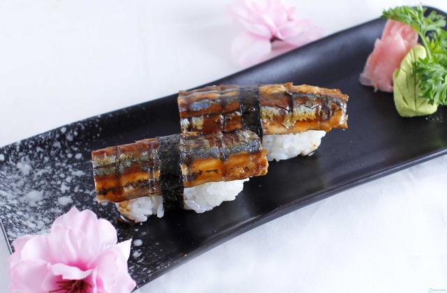 Buffet thỏa thích tại Niji sushi - 11