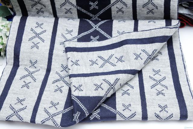 Khăn len thời trang cho cả Nam và Nữ - 4
