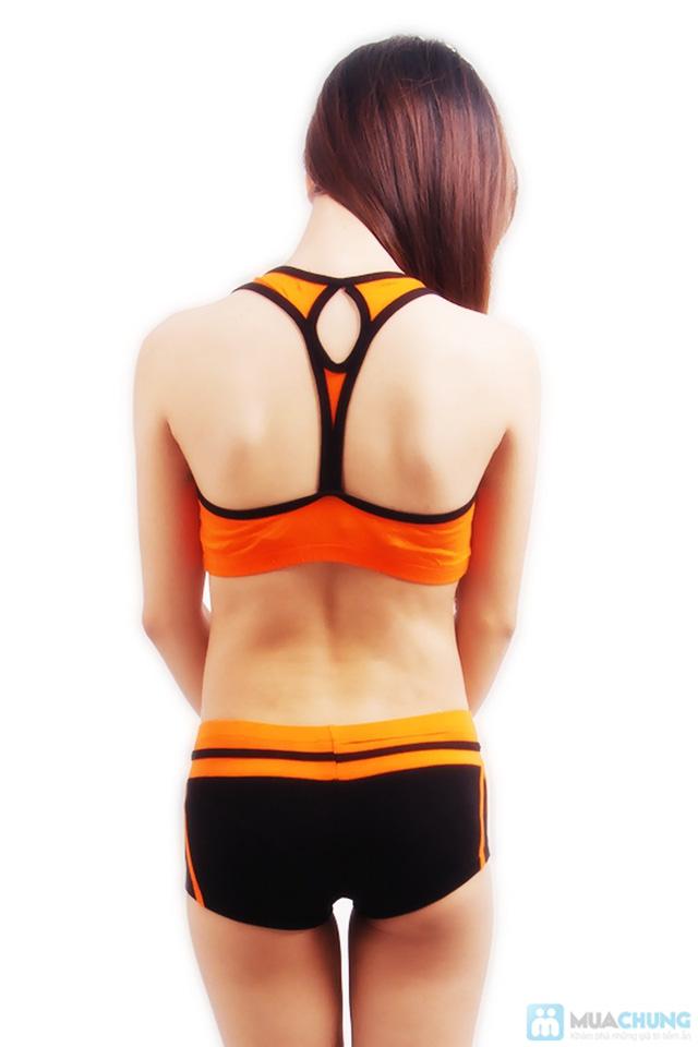 Bộ đồ thể thao cho người tập Yoga - 7