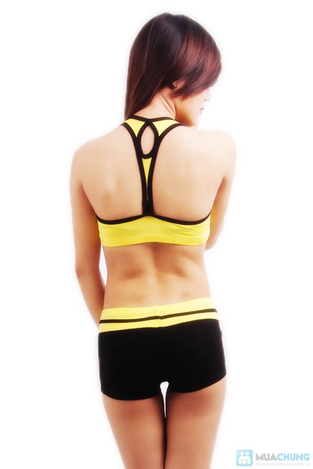 Bộ đồ thể thao cho người tập Yoga - 4