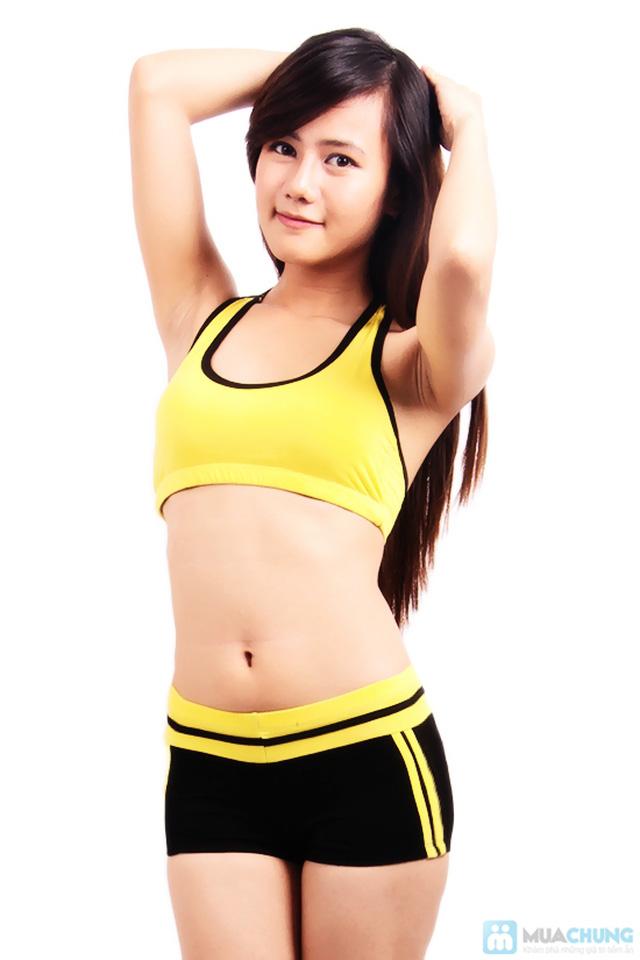 Bộ đồ thể thao cho người tập Yoga - 2