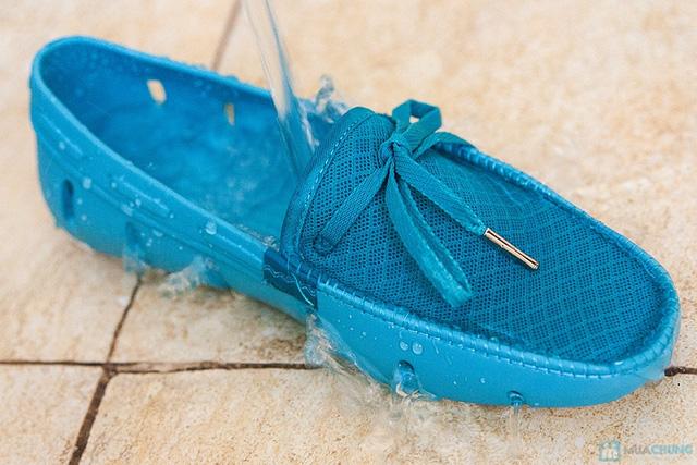 Giày mọi đi mưa cho nữ - 4