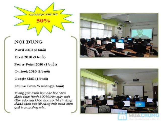 Khóa học Tin học văn phòng cho bạn - 2