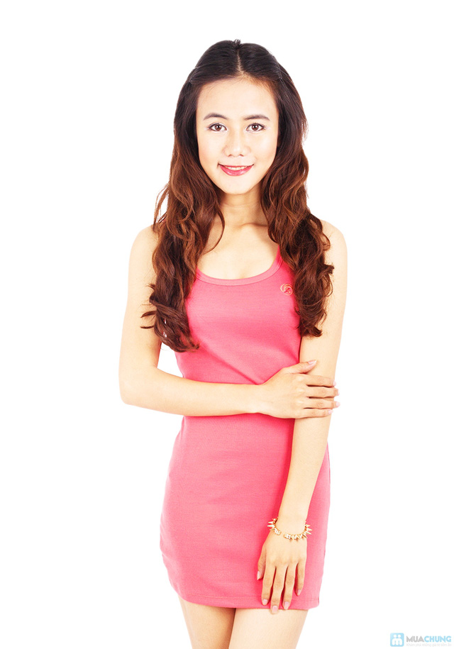 Đầm thun ôm body - 7