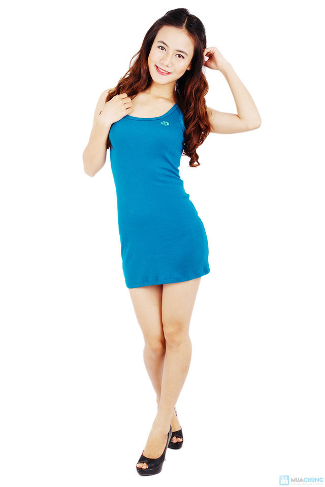 Đầm thun ôm body - 2
