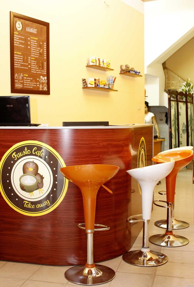Thưởng thức Matcha - nước hoa quả tại Fauto Cafe - 6