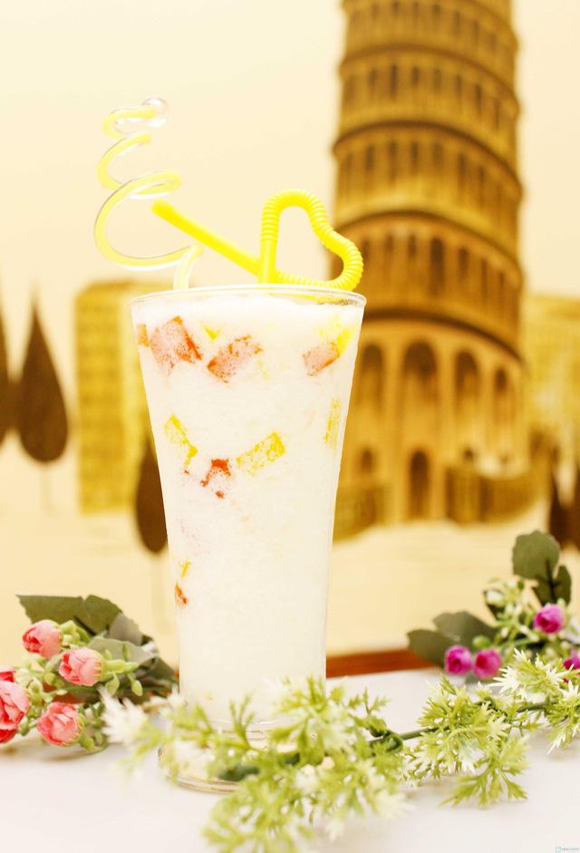 Thưởng thức Matcha - nước hoa quả tại Fauto Cafe - 3