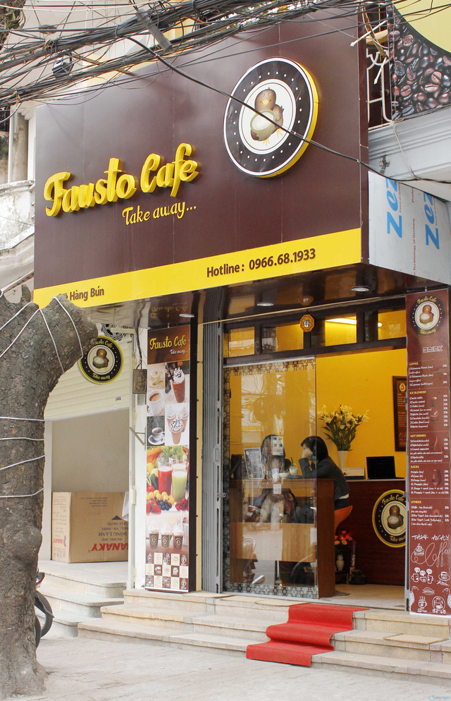 Thưởng thức Matcha - nước hoa quả tại Fauto Cafe - 5