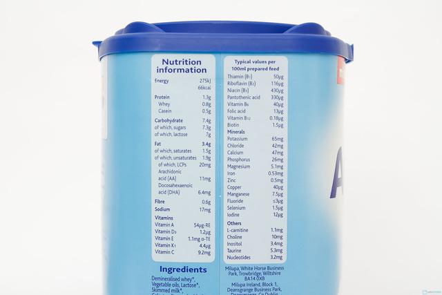Sữa aptamil cho bé từ 0-6 tháng tuổi - 2