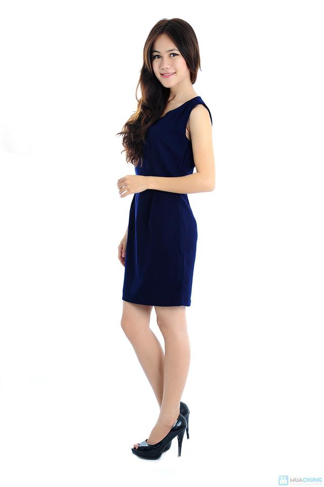 Đầm công sở Emily cao cấp - 5