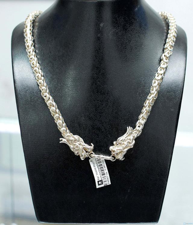 Nhẫn đôi bạc cao cấp Thành Phát - 29