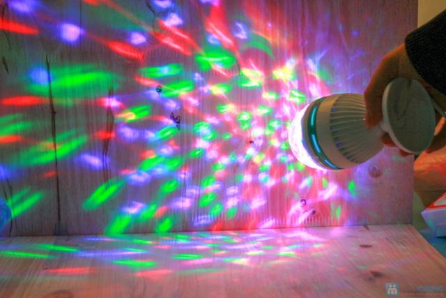 Đèn led nhiều màu sắc - 3