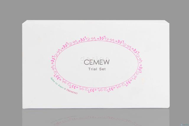 Bộ Mỹ phẩm Cemew - 1