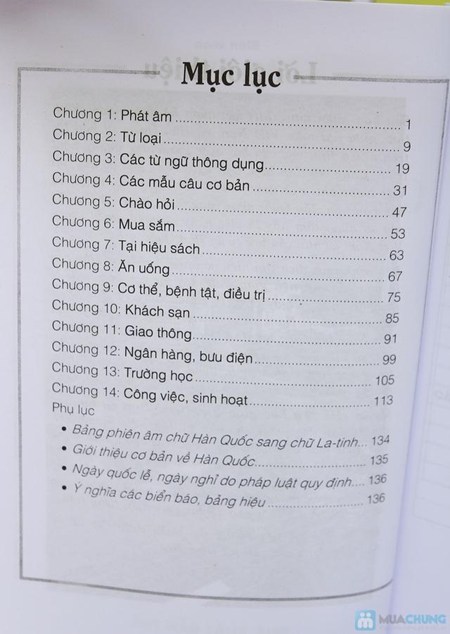 Cẩm nang giao tiếp tiếng Hàn + Tự học giao tiếp tiếng Hàn + Ngữ pháp cơ bản tiếng Hàn. Chỉ với 112.000đ - 3