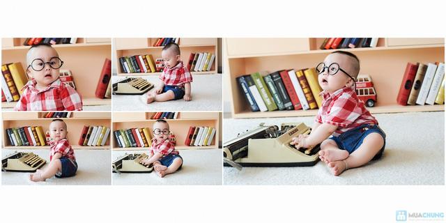 Chụp ảnh và in lịch cho bé tại Phạm studio - 12