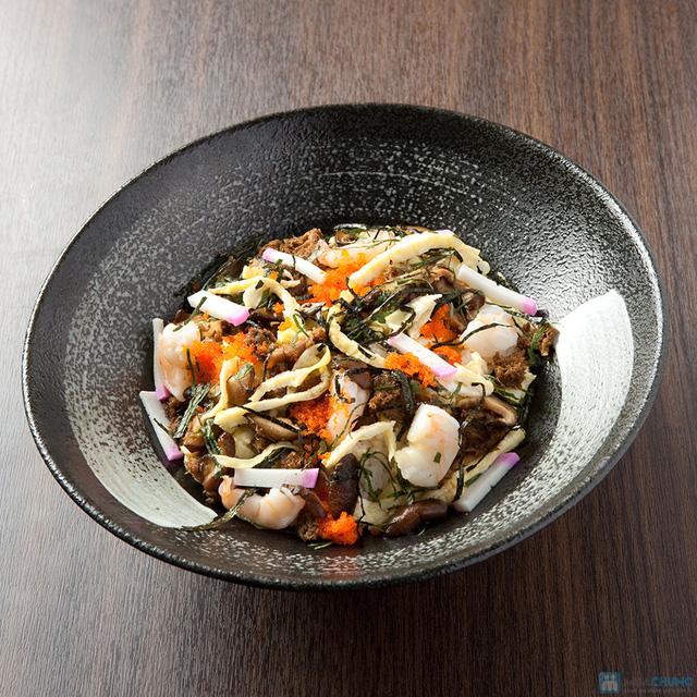 Buffet Trưa Trên 100 Món Nhật Tại Miraku Restaurant - 42