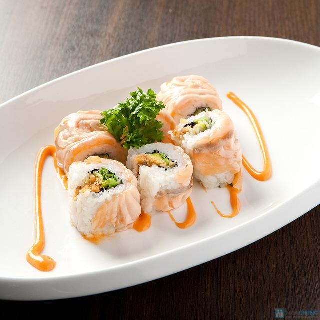 Buffet Trưa Trên 100 Món Nhật Tại Miraku Restaurant - 13