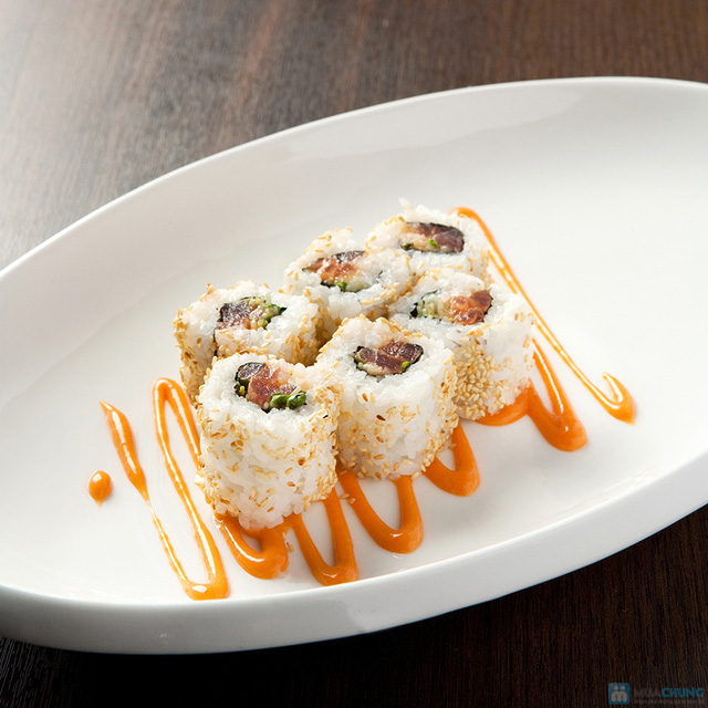 Buffet Trưa Trên 100 Món Nhật Tại Miraku Restaurant - 14