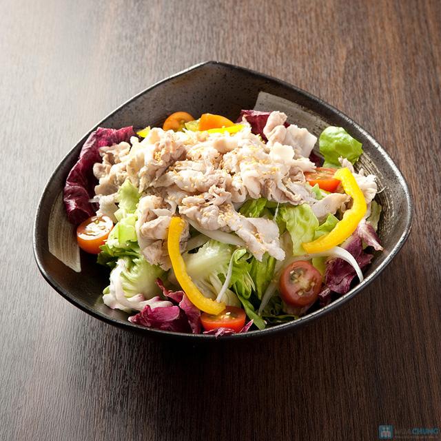 Buffet Trưa Trên 100 Món Nhật Tại Miraku Restaurant - 33