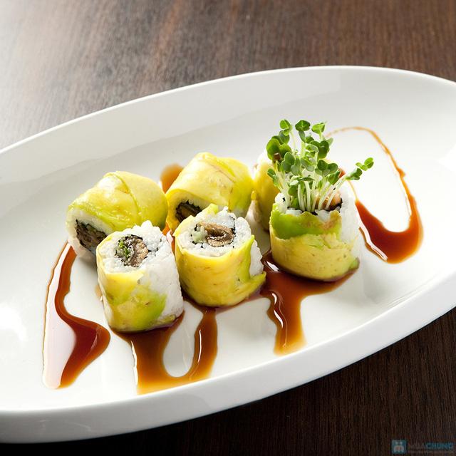 Buffet Trưa Trên 100 Món Nhật Tại Miraku Restaurant - 12