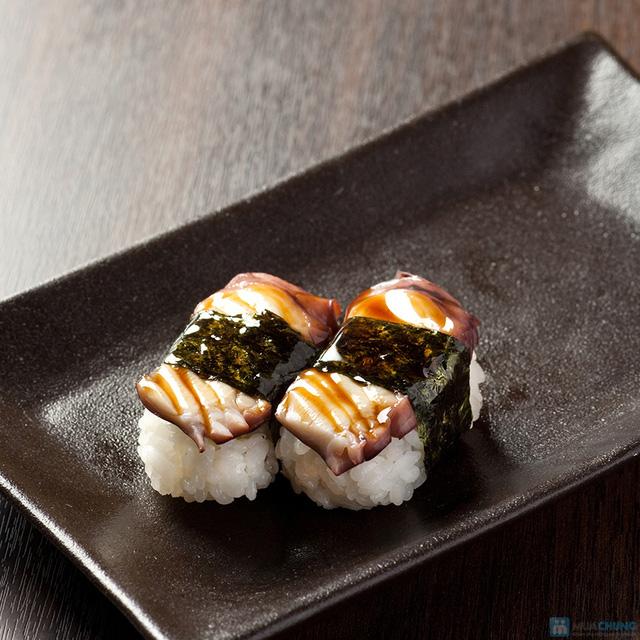 Buffet Trưa Trên 100 Món Nhật Tại Miraku Restaurant - 1