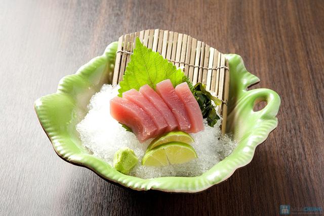 Buffet Trưa Trên 100 Món Nhật Tại Miraku Restaurant - 25