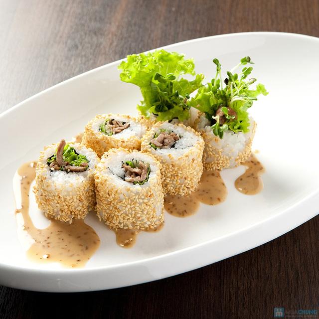 Buffet Trưa Trên 100 Món Nhật Tại Miraku Restaurant - 16