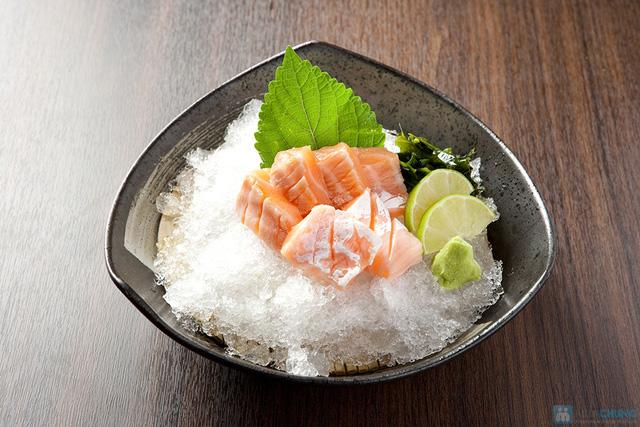 Buffet Trưa Trên 100 Món Nhật Tại Miraku Restaurant - 31