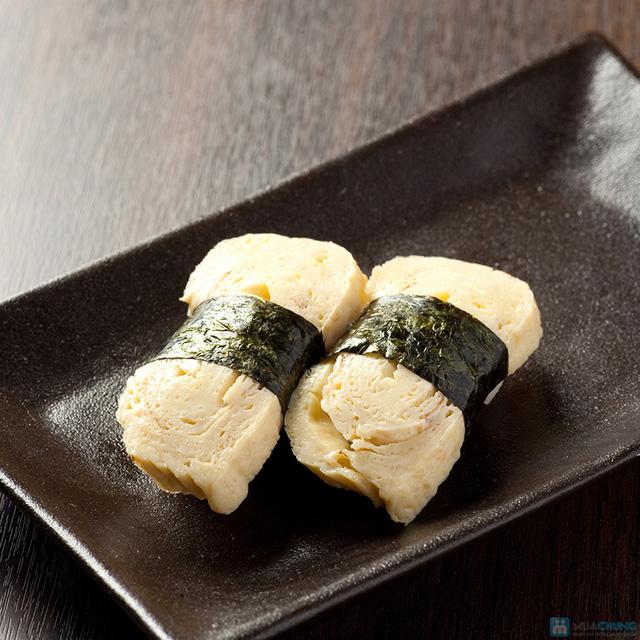 Buffet Trưa Trên 100 Món Nhật Tại Miraku Restaurant - 2