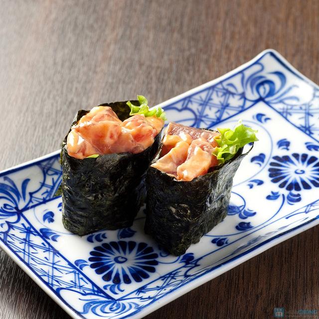 Buffet Trưa Trên 100 Món Nhật Tại Miraku Restaurant - 23