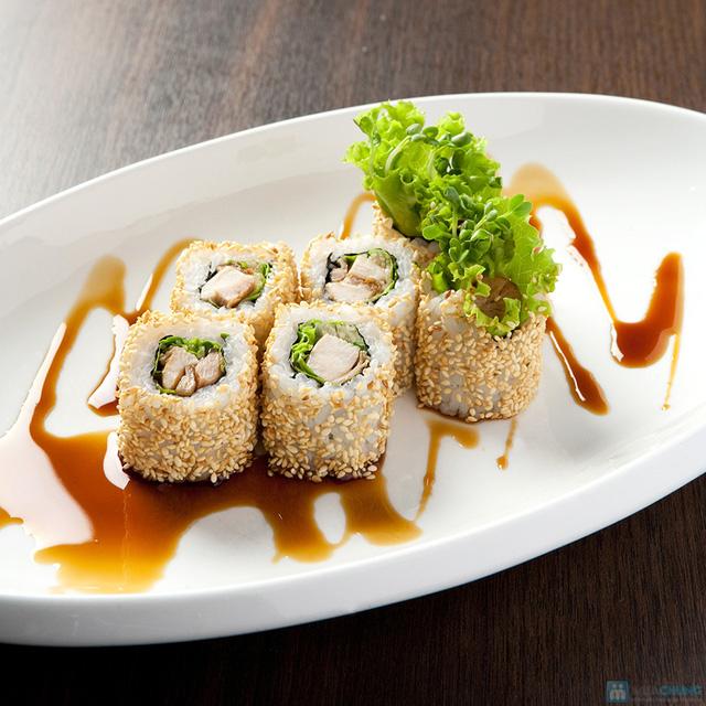 Buffet Trưa Trên 100 Món Nhật Tại Miraku Restaurant - 18