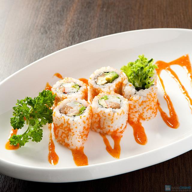 Buffet Trưa Trên 100 Món Nhật Tại Miraku Restaurant - 10