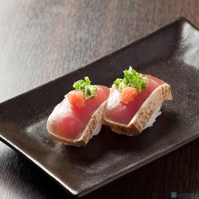 Buffet Trưa Trên 100 Món Nhật Tại Miraku Restaurant - 4