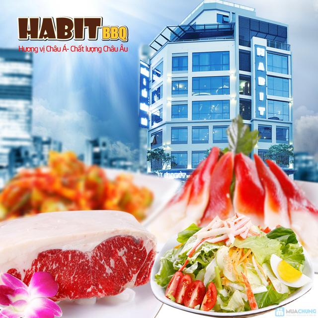 Habit BBQ - Buffet xứ sở mặt trời mọc - 1