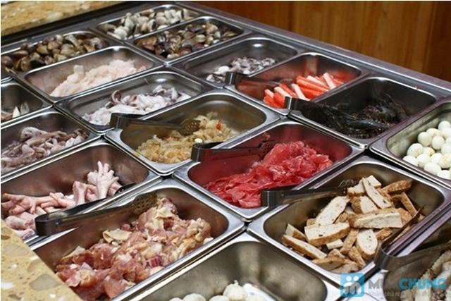 Buffet Sing Long Biên - Sing restaurant - 4