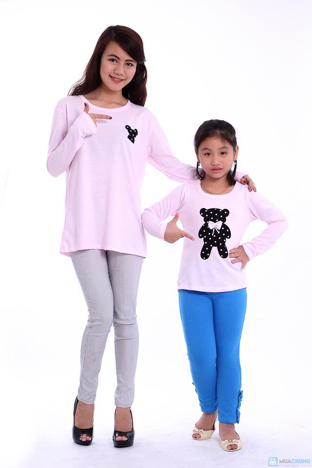 Combo áo đôi cho mẹ và bé - 3