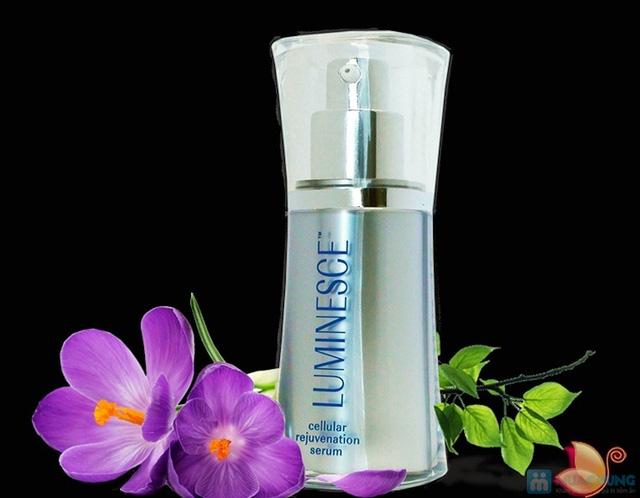 Huyết thanh trẻ hóa tế bào Luminesce của JEUNESSE - Xuất xứ Mỹ - 4