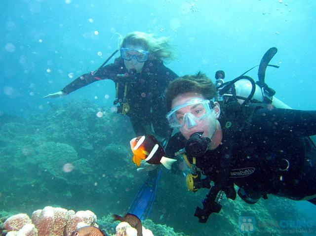 Tour du ngoạn 4 đảo kết hợp lặn biển tại Nha Trang kèm bữa trưa trên tàu - 7