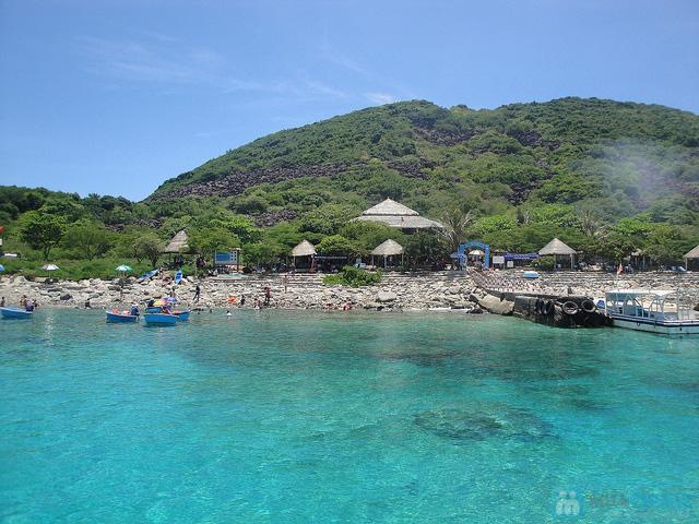 Kết quả hình ảnh cho 4 đảo nha trang 2017