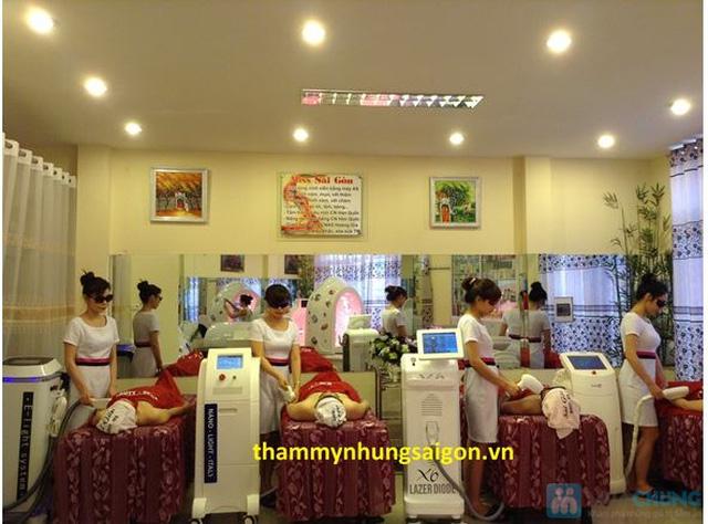 LÀN DA TRẮNG HỒNG KHÔNG TỲ VẾT VỚI CÔNG NGHỆ 100% THIÊN NHIÊN: TẢO SỐNG SILIC NEW NHẬT BẢN Sài Gòn Spa - 12