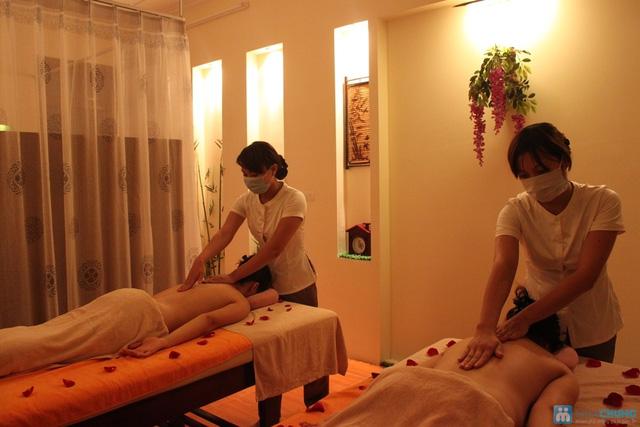 Massage mặt Bằng mặt nạ Juliet – Công nghệ Nhật tại Khánh Hương Spa - 6