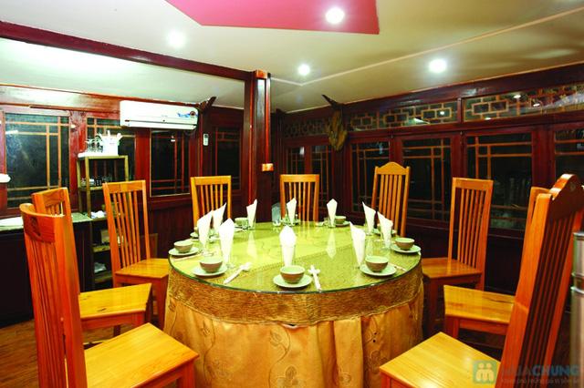 Khu du lịch sinh thái V-Star Resort Hòa Bình. Phòng Deluxe cho 02 người kèm ăn sáng và 01 bữa ăn chính. - 6