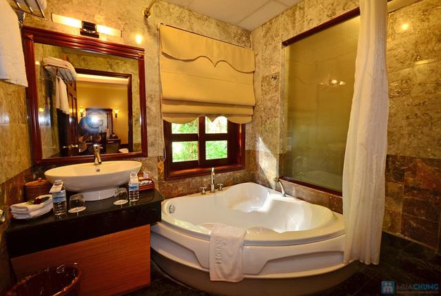 Không gian nghỉ dưỡng thanh bình tại Khách sạn Hội An Pacific. Phòng Superior City View cho 2 người kèm buffet sáng.  - 1