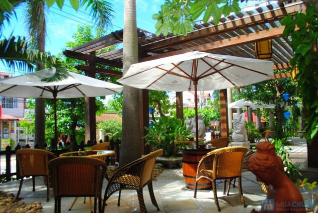 Không gian nghỉ dưỡng thanh bình tại Khách sạn Hội An Pacific. Phòng Superior City View cho 2 người kèm buffet sáng.  - 9