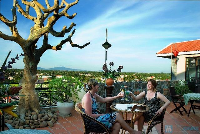 Không gian nghỉ dưỡng thanh bình tại Khách sạn Hội An Pacific. Phòng Superior City View cho 2 người kèm buffet sáng.  - 10