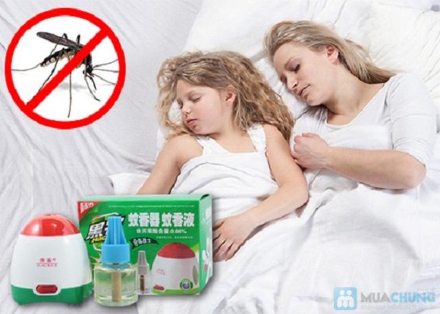 Máy đuổi côn trùng Hacker - 2