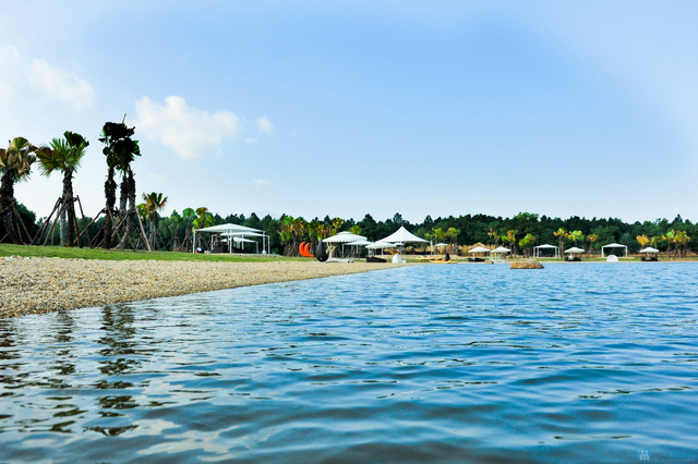 Thỏa thích vui chơi và ăn buffet cao cấp trong kỳ nghỉ lễ  ở Flamingo Đại Lải Resort - 16
